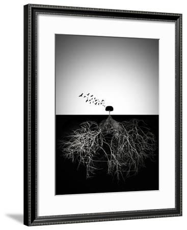 Do Not Judge According To Appearance-Sourig Arslanian-Framed Giclee Print