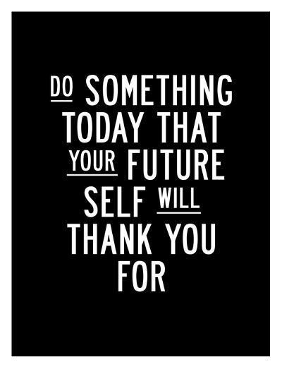 Do Something Today-Brett Wilson-Art Print
