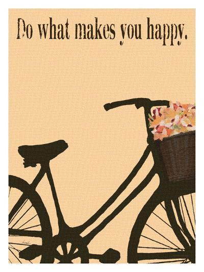 Do What Makes You Happy-Lisa Weedn-Giclee Print