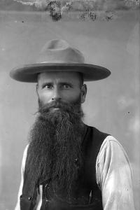 Doc Middleton, C.1891