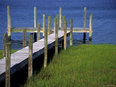 Dock in the Bay-Stacy Gold-Photographic Print
