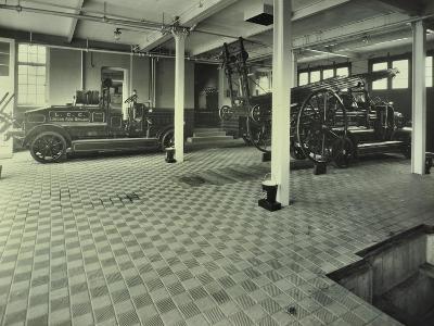 Dockhead Fire Station, No 8 Wolseley Street, Bermondsey, London, 1929--Photographic Print