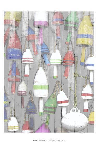 Dockside I-Jarman Fagalde-Art Print