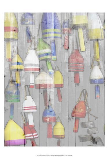 Dockside II-Jarman Fagalde-Art Print