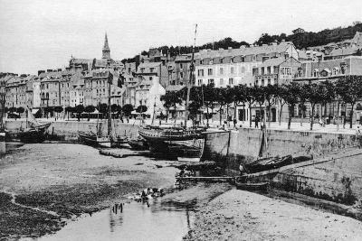 Dockside, Trouville, France, C1920S--Giclee Print