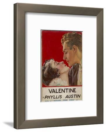 """Valentine"" (Phyllis Austin) They Kiss"