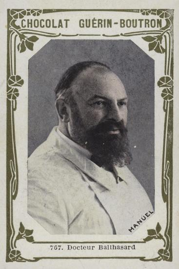 Docteur Balthasard--Giclee Print