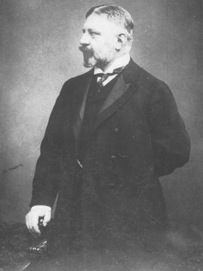 'Docteur De Rosen', c1893-Unknown-Photographic Print