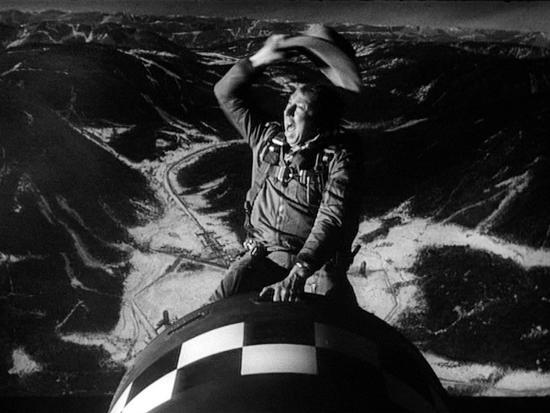 Docteur Folamour Dr Strangelove ( How I Learned to Stop Worrying and Love the Bomb) by Stanley Kubr--Photo