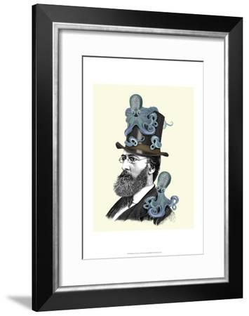 Doctor Octopus-Fab Funky-Framed Art Print