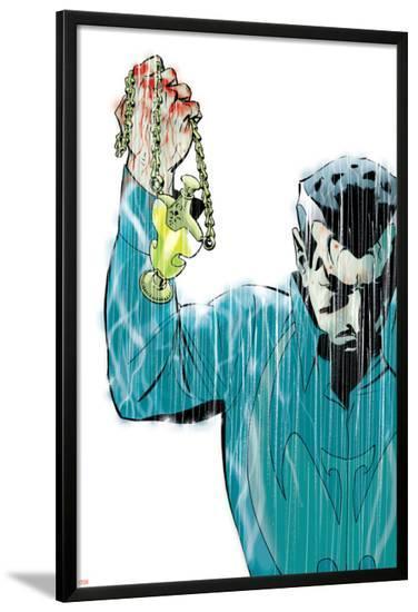 Doctor Strange: The Oath No.5 Cover: Dr. Strange-Marcos Martin-Lamina Framed Poster