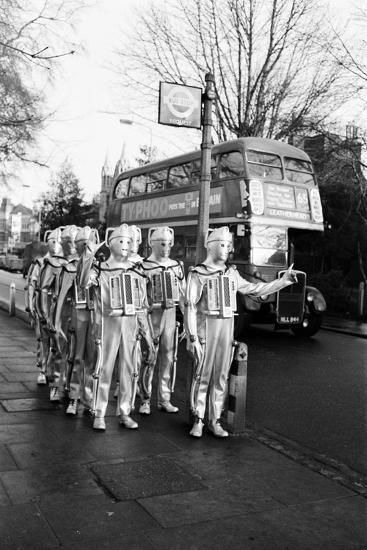 Doctor Who 1967-Victor Crawshaw-Photographic Print