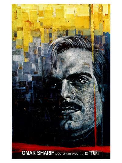 Doctor Zhivago, 1965--Art Print