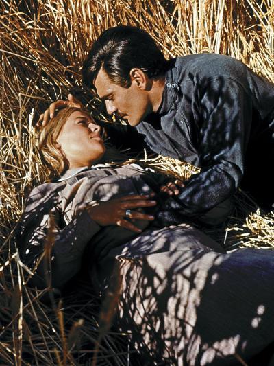 Doctor Zhivago, Julie Christie, Omar Sharif, 1965--Photo