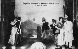 Document n° 3 provenant du carnet MP 1866 (Naples, Museo San Martino, ricordi storici, il teatro