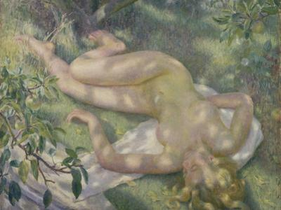 The Orchard by Dod Procter