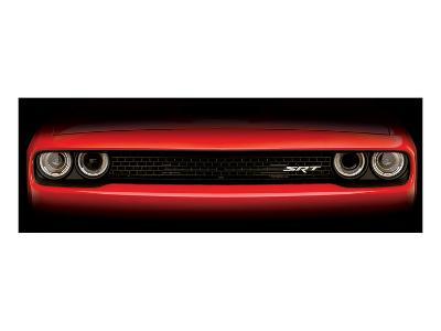 Dodge Challenger SRT--Art Print