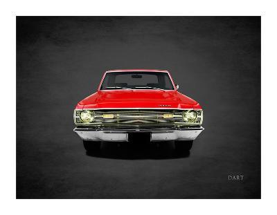 Dodge Dart340 1969-Mark Rogan-Giclee Print