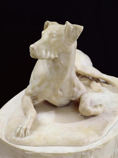 Dog, 1827-Pierre-francois-gregoire Giraud-Giclee Print