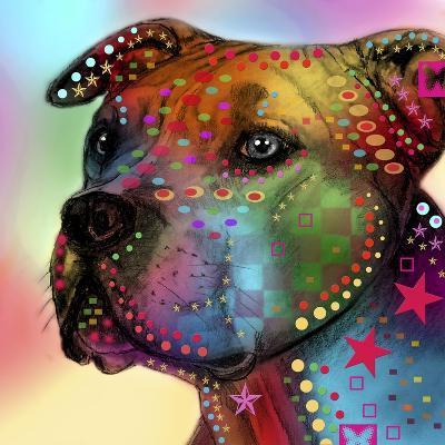 Dog 2-Mark Ashkenazi-Giclee Print