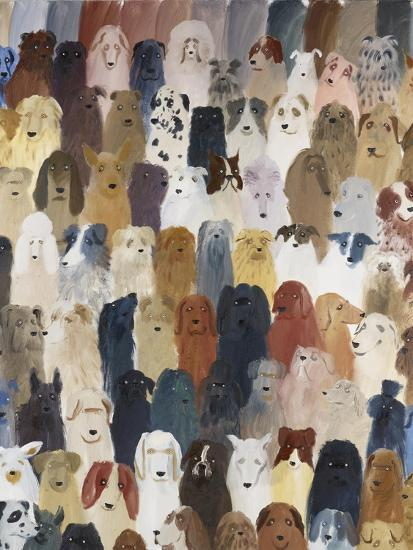 Dog Assembly 1, 2016-Holly Frean-Giclee Print