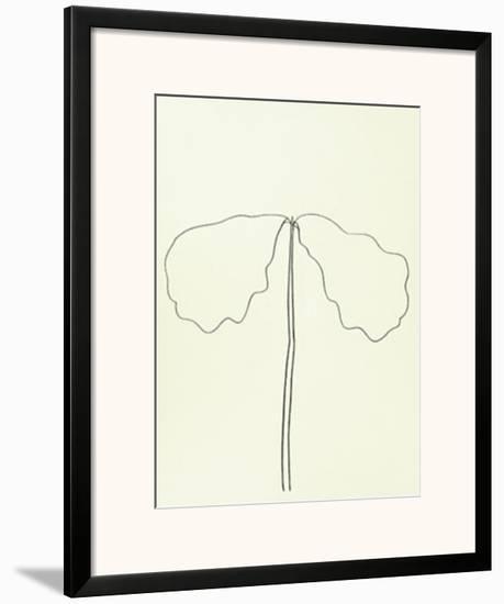 Dog, c.1964-Ellsworth Kelly-Framed Art Print