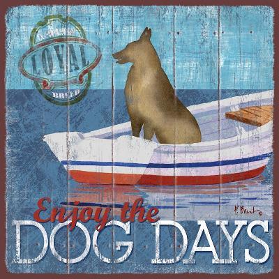 Dog Days II-Paul Brent-Art Print