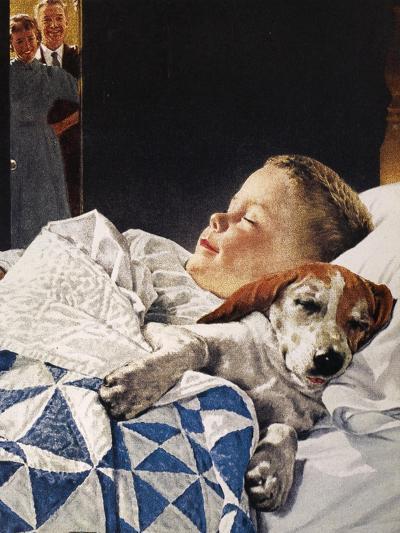 Dog Food Ad, 1956--Giclee Print
