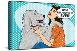 Best Relationship Ever by Dog is Good