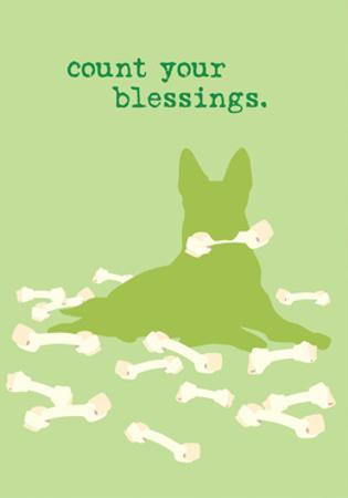 Count Blessings - Green Version