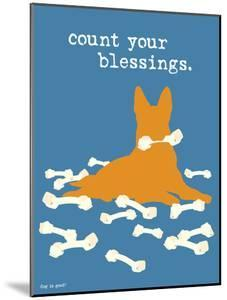 Count Your Blessings by Dog is Good