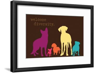 Diversity - Darker Version by Dog is Good