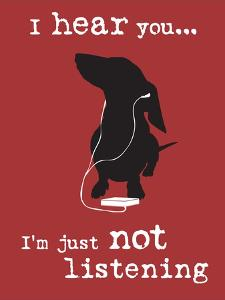 I Hear You by Dog is Good
