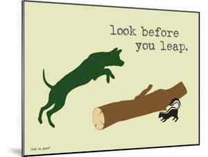 Look Before You Leap by Dog is Good