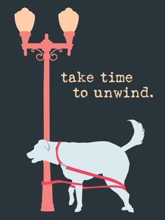 Unwind - Dark Version by Dog is Good