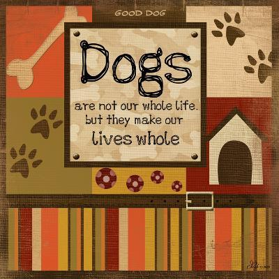 Dog's Whole Life-Jennifer Pugh-Art Print
