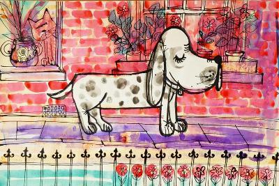 Dog-Brenda Brin Booker-Giclee Print