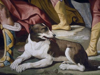 Dog-Luca Ferrari-Giclee Print