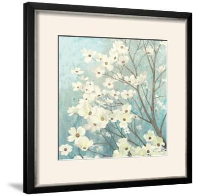 Dogwood Blossoms I-James Wiens-Framed Photographic Print