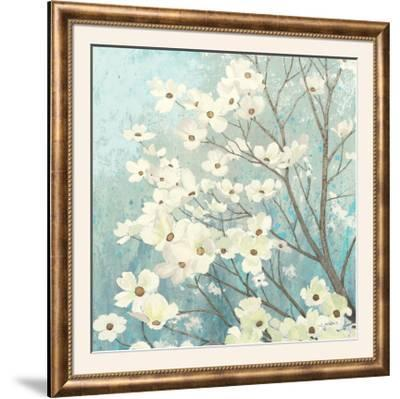 Dogwood Blossoms I-James Wiens-Framed Photographic Print