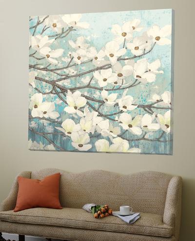 Dogwood blossoms II-James Wiens-Loft Art