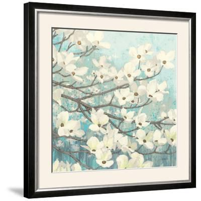 Dogwood Blossoms II-James Wiens-Framed Photographic Print