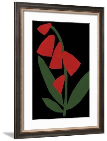 Dokk Fer-Kristine Hegre-Framed Giclee Print