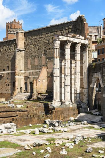 Dolce Vita Rome Collection - Antique Ruins Rome IV-Philippe Hugonnard-Photographic Print