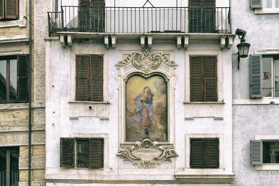 Dolce Vita Rome Collection - Architecture Rome V-Philippe Hugonnard-Photographic Print