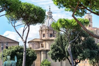 Dolce Vita Rome Collection - Church of Rome-Philippe Hugonnard-Photographic Print