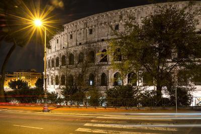 Dolce Vita Rome Collection - Colosseum Night III-Philippe Hugonnard-Photographic Print