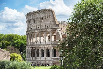 Dolce Vita Rome Collection - Colosseum XIV-Philippe Hugonnard-Photographic Print
