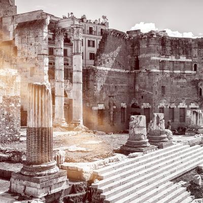 Dolce Vita Rome Collection - Rome Columns VI-Philippe Hugonnard-Photographic Print