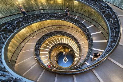 Dolce Vita Rome Collection - Spiral Staircase IV-Philippe Hugonnard-Photographic Print